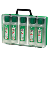 Walizka z płukankami Eye Wash 5x500ml